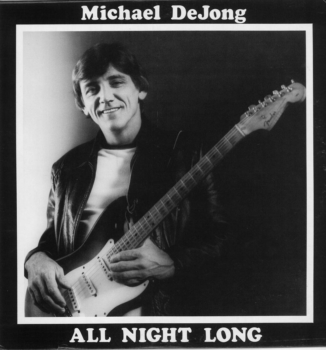 Michael De Jong - All Night Long